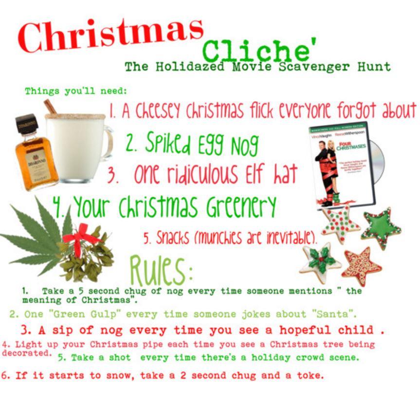 ChristmasCliche